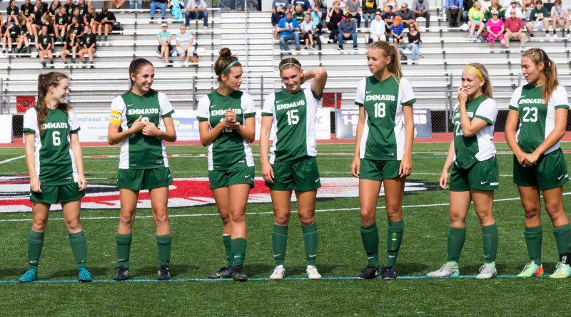 Girls' soccer faces Parkland for district title