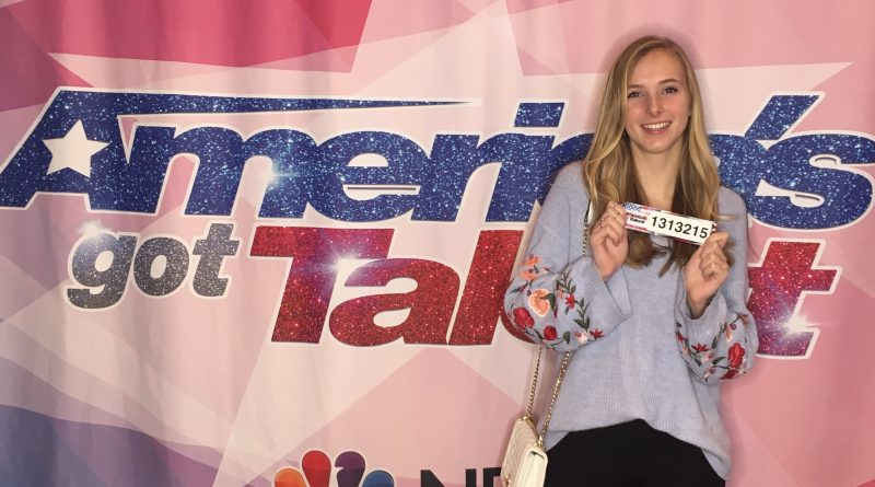 My Journey: The experience of auditioning for America's Got Talent