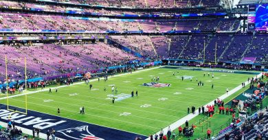 Students attend the Super Bowl – Q&A