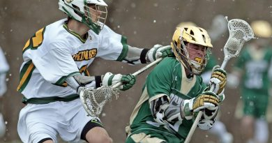 Boys Lacrosse on five-game losing streak, hope to rebound before regular season finale
