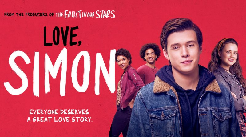"""Love, Simon"" develops a classic teen romance trope but with an LGBTQ couple. Photo courtesy of Facebook."