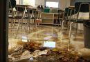 EHS embarks on the road to recovery after flooding