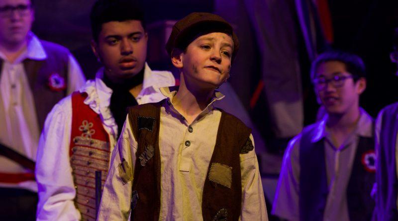 """Emmaus Drama Department sells out auditorium for """"Les Misérables School Edition"""""""