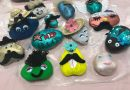 April brings pet rocks to the makerspace