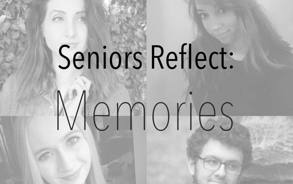 Seniors Reflect: Memories