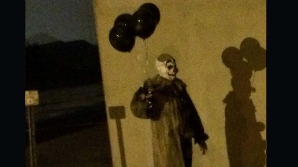 A clown catastrophe
