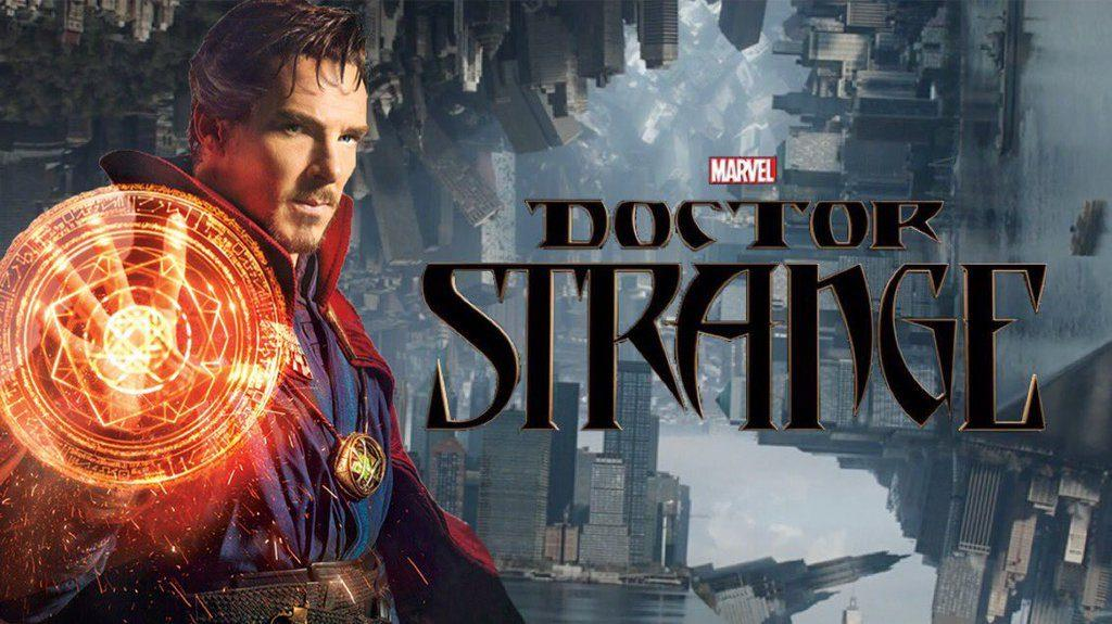 'Doctor Strange' swoops into theaters