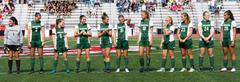 EHS+girls+soccer+team+will+face+Parkland+tonight+in+their+first+district+championship+in+eight+years.+Photo+courtesy+of+Mark+Lineberger.