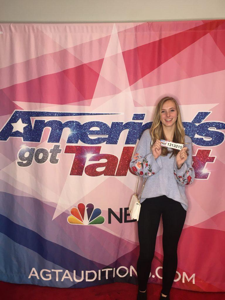 My Journey: The experience of auditioning for Americas Got Talent