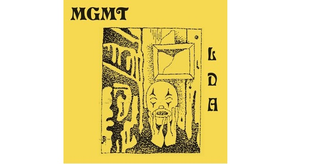 """Little Dark Age,"" released this February, showcases the wonderful diversity of MGMT. Photo courtesy of Columbia Records."