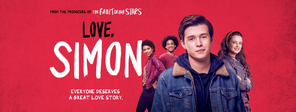 %22Love%2C+Simon%22+develops+a+classic+teen+romance+trope+but+with+an+LGBTQ+couple.+Photo+courtesy+of+Facebook.