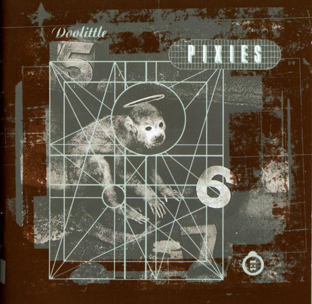 Cover of the Pixies' newest album,