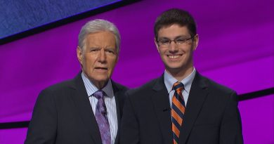 "A Q&A with Ryan Bilger, the EHS grad taking ""Jeopardy!"" by storm"
