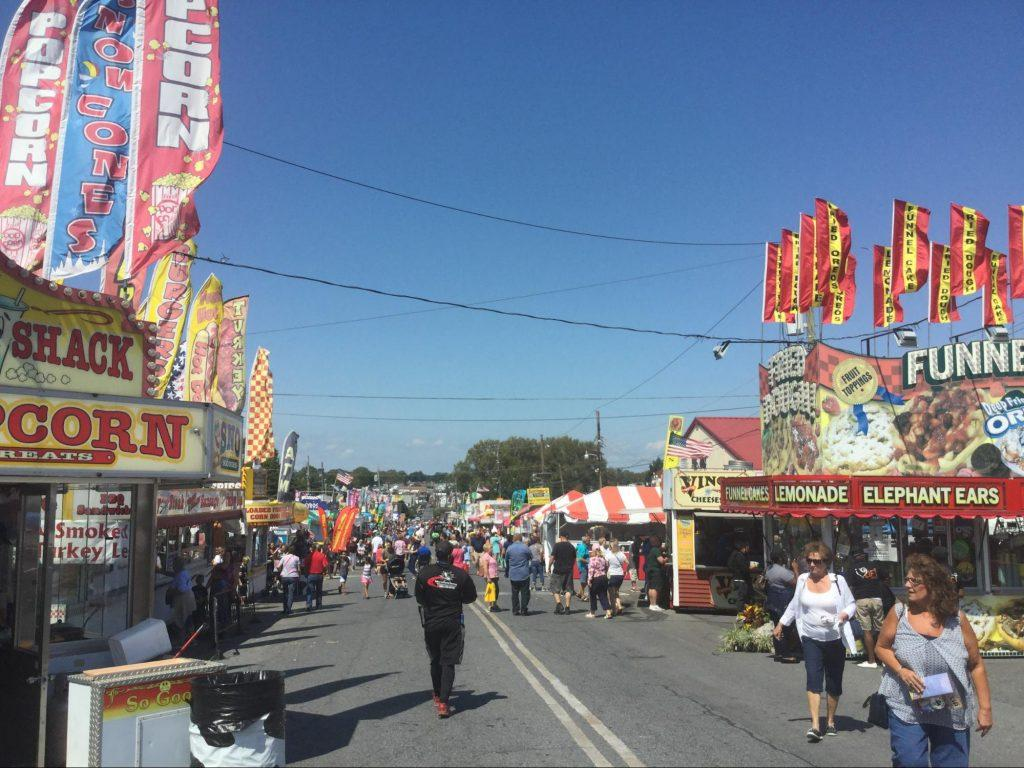 The Fair to Remember: out-of-the-box performances at the Allentown Fair just as classic as the food