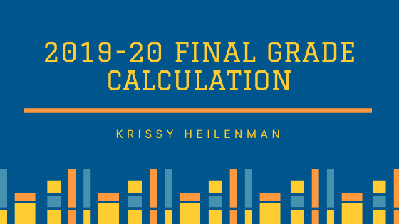 EHS implements new final grade calculation for 2019-20 school year