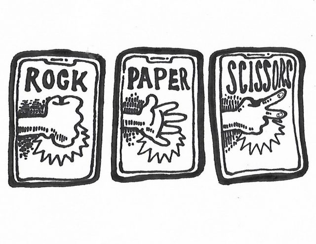 Students form rock, paper, scissors league amid quarantine boredom (Updated)