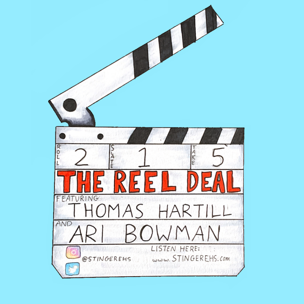 The Reel Deal: Ep. 4 - May Recap