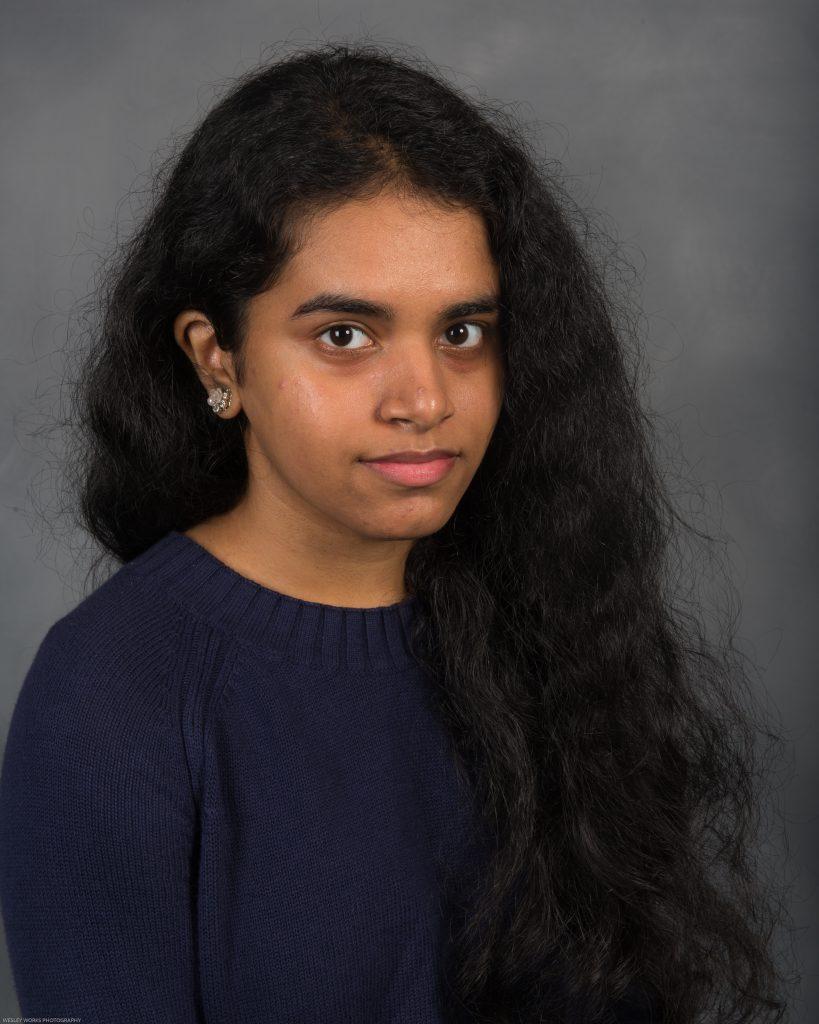 Shreya Sriamenini