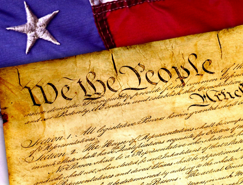 Celebrating Constitution Day and our First Amendment rights