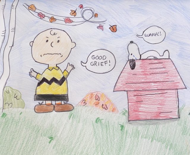"""Charlie Brown"" specials have long been a staple of the the holidays for families. Illustration courtesy of Dallas."