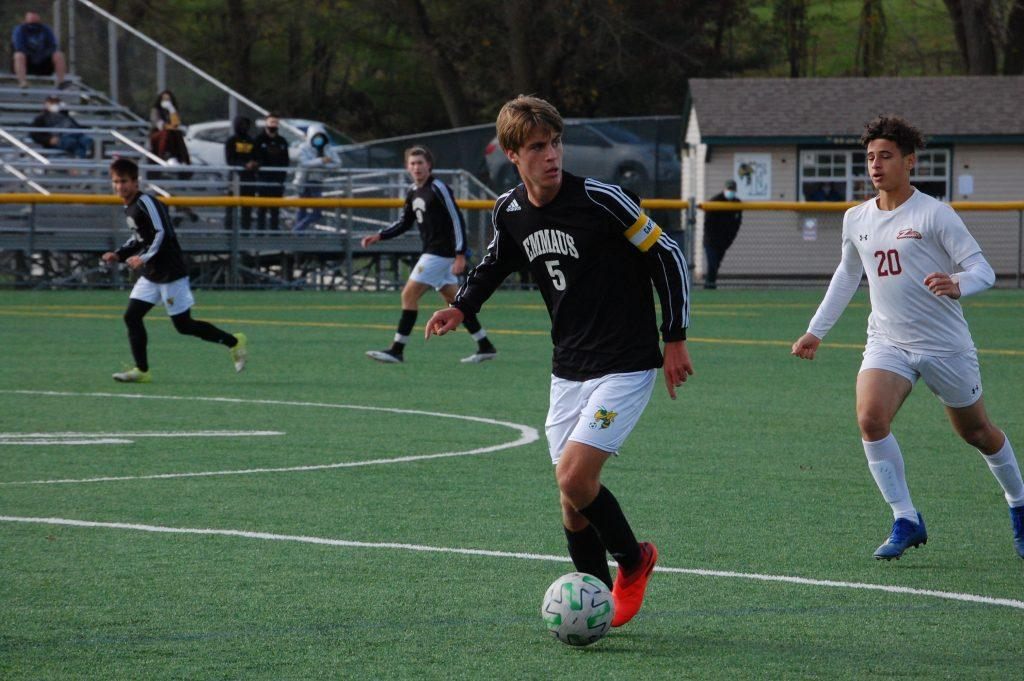 Boys Soccer District XI Championship Preview: Emmaus prepares for game against Nazareth