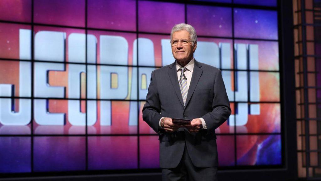 Jeopardy! host Alex Trebek passed away in his home on Nov. 8, 2020. Photo courtesy of Jeopardy.com.
