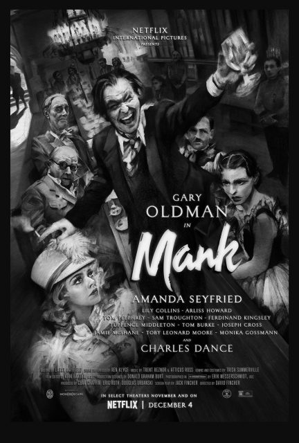 """Mank"" gives modern audiences a new perspective of old Hollywood"