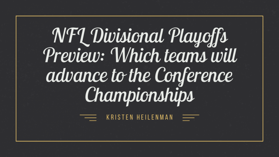 NFL Divisional Playoff Preview: Which teams will advance to the Conference Championships?
