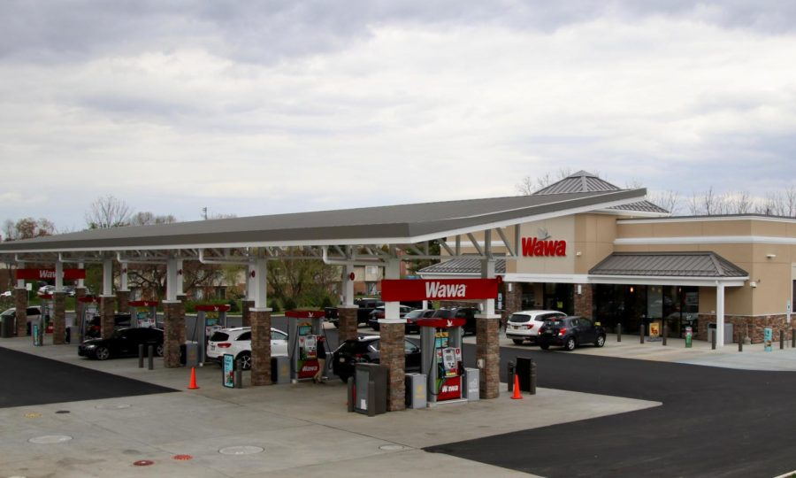 The Wawa franchise opened a new store in Emmaus PA off of Cedar Crest Blvd on April 8th. Photo by Bethany Brown.