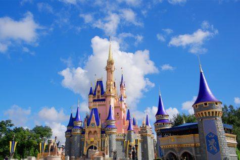 Walt Disney World celebrates its 50th anniversary on October 1st, 2021. Photo courtesy of Unsplash.